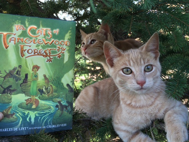 cats of tanglewood